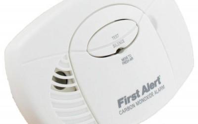 Free Carbon Monoxide Detectors