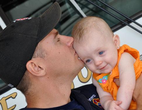 Estero Fire Rescue Fathers Honored