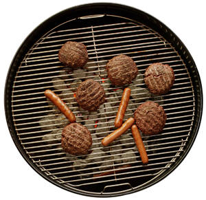 Storage and Use of Charcoal and Gas Grills