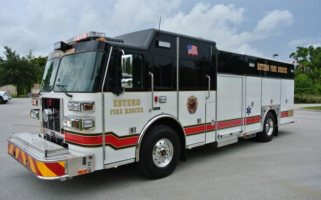 Fire Truck Demonstration