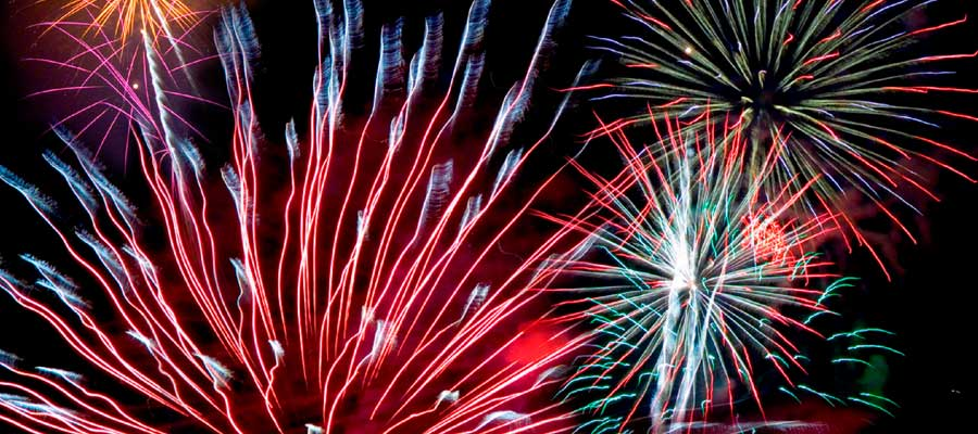 Fourth of July Fireworks and Safety