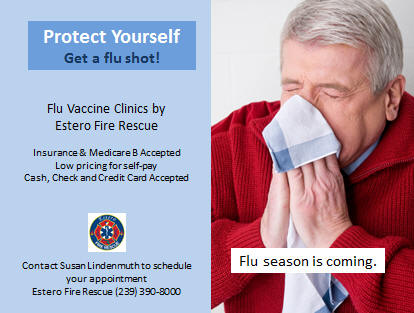 Protect Yourself – Get a Flu Shot